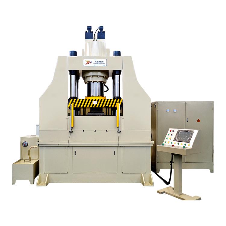 XD-YB61系列金属三通管液压机成形设备